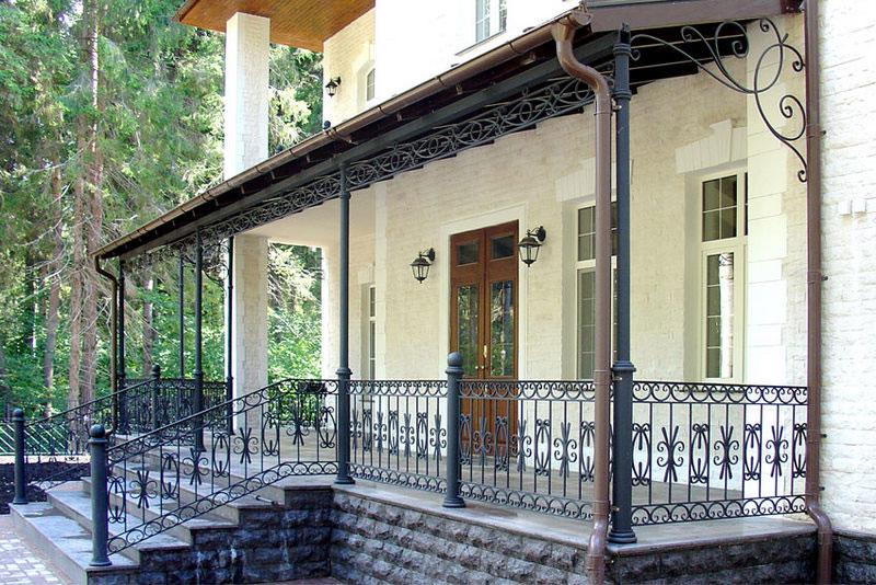 Кованые лестницы и кованые перила для лестниц. изготовлени и.